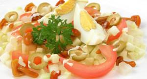 салат Сицилийский