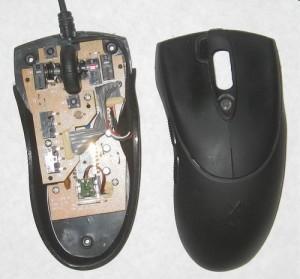 Как починить мышь