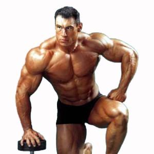 Накачивание мышц в домашних условиях