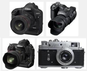 как выбрать фотоапарат