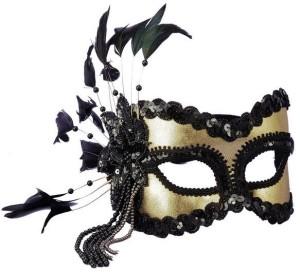 Как сделать маску на маскарад своими руками