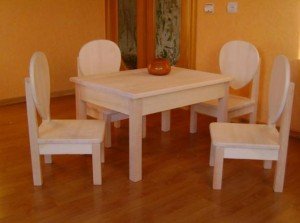 Как сделать столик детский