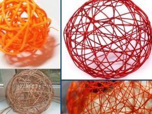 декоративные шары