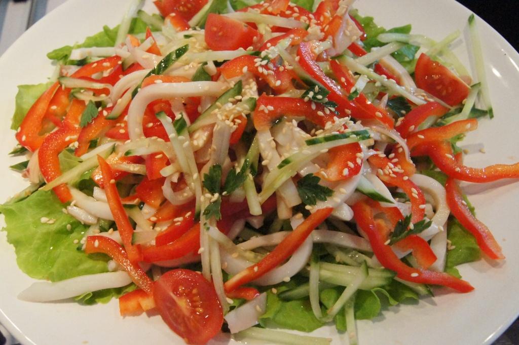 какие есть салаты с фасолью 5 повседневных салатов с фасолью / Простые рецепты