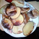 Как приготовить вкусный талаш из картошки.